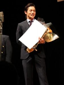 窪田正孝 賞
