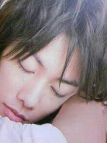 佐藤健 寝顔2