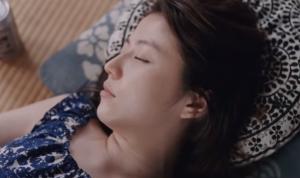 長澤まさみ 寝顔