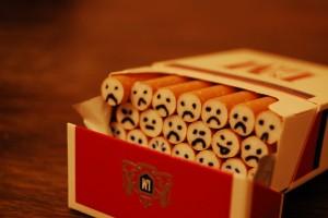 タバコの束 フリー
