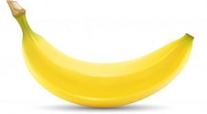 バナナ フリー素材