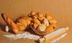 パン フリー素材