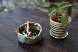 タバコ フリー素材