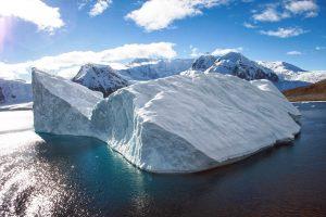 南極 フリー素材