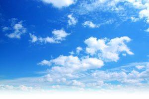 雲 フリー素材