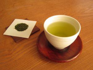 緑茶 フリー素材
