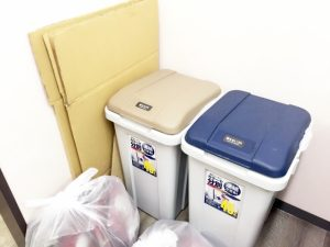 ゴミ箱 フリー素材