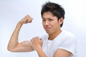 筋肉 フリー素材